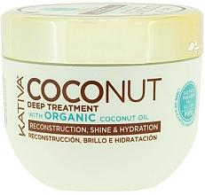 Fragrances, Perfumes, Cosmetics Repair Hair Mask - Kativa Coconut Oil Mask