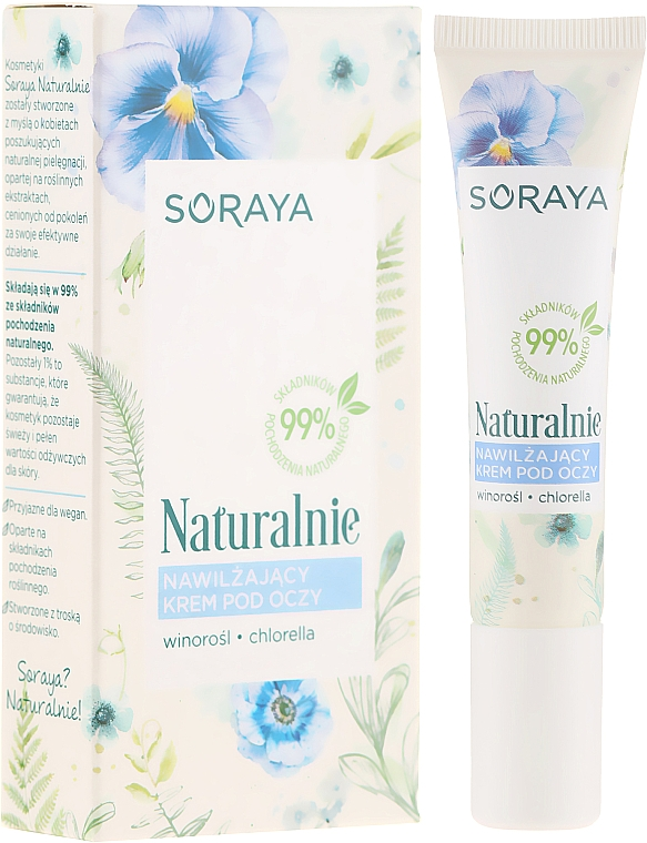 Moisturizing Eye Cream - Soraya Moisturizing Eye Cream