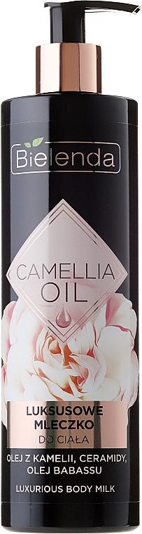 Body Milk - Bielenda Camellia Oil Luxurious Body Milk