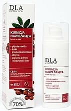 Fragrances, Perfumes, Cosmetics Night Face Cream with Rowan Extract - DLA