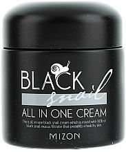 Fragrances, Perfumes, Cosmetics Black Snail Cream - Mizon Black Snail All In One Cream