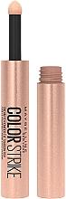 Fragrances, Perfumes, Cosmetics Eyeshadow - Maybelline New Yok Color Strike Eye Shadow Pen