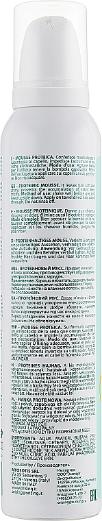 Phyto-Essence Normal Hold Protein Mousse - Orising Proteinic Mousse — photo N2