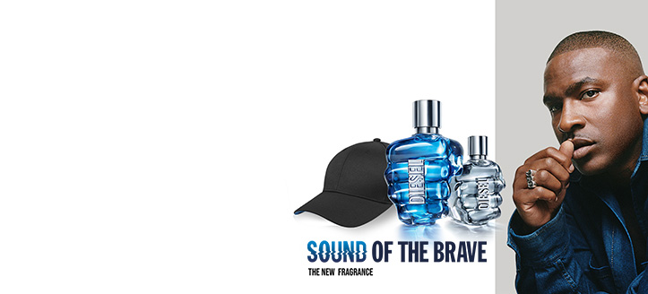 Buy DIESEL products for the amount of £25 or more, and get a free cap