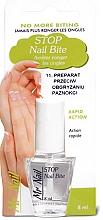 Fragrances, Perfumes, Cosmetics Anti-Biting Nail Treatment - Art de Lautrec Mr Nail Stop Nail Bite