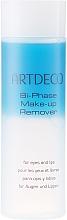 Fragrances, Perfumes, Cosmetics Eye & Lip Bi-Phase Makeup Remover - Artdeco Bi-Phase Make-up Remover