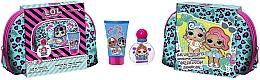 Fragrances, Perfumes, Cosmetics Air-Val International LOL Surprise XTL - Set (edt/50ml + sh/gel/100ml + bag)