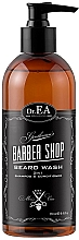 Fragrances, Perfumes, Cosmetics 2-in-1 Beard Shampoo-Conditioner - Dr. EA Barber Shop Beard Wash 2 in1 Shamp & Conditioner