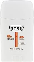 Fragrances, Perfumes, Cosmetics Stick Antiperspirant - STR8 Heat Resist Antiperspirant Deodorant Stick