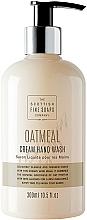 Fragrances, Perfumes, Cosmetics Liquid Hand Soap - Scottish Fine Soaps Oatmeal Cream Hand Wash