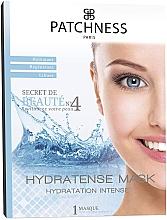 Fragrances, Perfumes, Cosmetics Lifting Aloe Vera Face Mask - Patchness Hydratense Mask