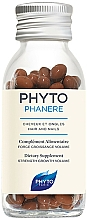 Fragrances, Perfumes, Cosmetics Dietary Supplement for Hair and Nails - Phyto Phytophanere Hair And Nails Dietary Supplement