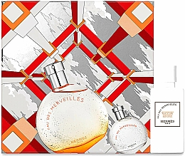 Fragrances, Perfumes, Cosmetics Hermes Eau Des Merveilles - Set (edt/50ml + edt/7.5ml + b/lot/40ml)