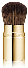 Fragrances, Perfumes, Cosmetics Powder Brush - Dolce & Gabbana Retractable Kabuki Powder Brush