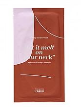 Fragrances, Perfumes, Cosmetics Melting Neck Mask - Lovbod Melting Mask for Neck