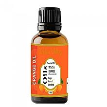 Fragrances, Perfumes, Cosmetics Natural Orange Essential Oil - Indus Valley