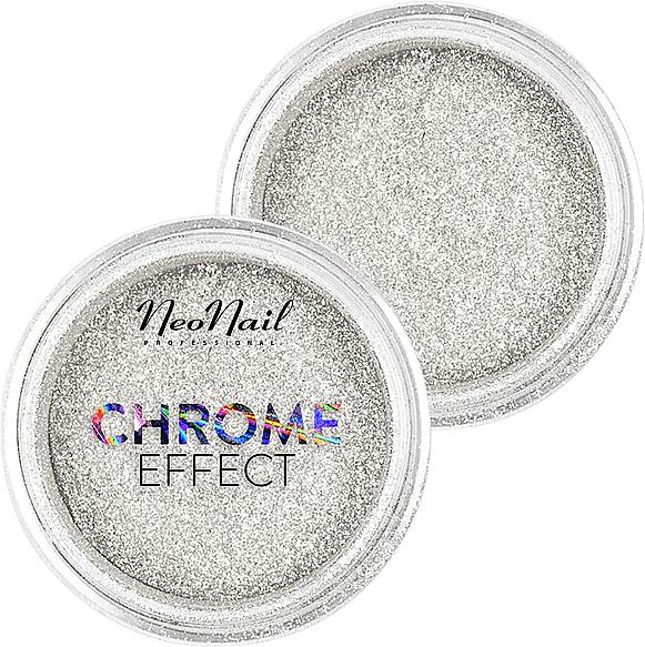 Nail Art Powder - NeoNail Professional Chrome Effect