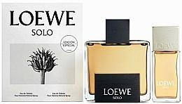 Fragrances, Perfumes, Cosmetics Loewe Solo Loewe - Set (edt/125ml + edt/30ml)