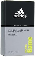 Fragrances, Perfumes, Cosmetics Adidas Pure Game After-Shave Revitalising - After Shave Lotion