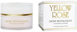 Fragrances, Perfumes, Cosmetics Revitalizing Night Cream - Yellow Rose Cellular Revitalizing Cream