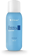 Fragrances, Perfumes, Cosmetics Nail Degreaser - Silcare The Garden of Colour Cleaner Kiwi Blue