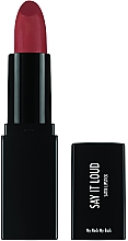 Fragrances, Perfumes, Cosmetics Lipstick - Sleek MakeUP Say It Loud Satin Lipstick