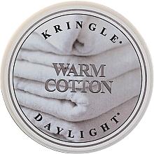 Fragrances, Perfumes, Cosmetics Tea Light Candle - Kringle Candle Warm Cotton