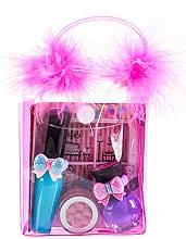 Fragrances, Perfumes, Cosmetics Cosmetic Set for Girls - Tutu Mix 25 (n/polish/5ml+lip/gloss/7ml+eye/cheek/mus/2,5g+bag)