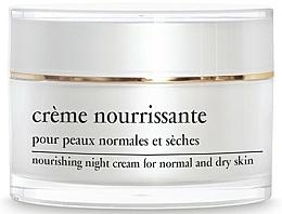 Fragrances, Perfumes, Cosmetics Nourishing Night Cream - Yellow Rose Creme Nourrissante