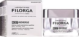 Fragrances, Perfumes, Cosmetics Regenerating Face Cream - Filorga NCTF-Reverse Supreme Regenerating Cream