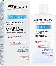 Fragrances, Perfumes, Cosmetics Anti-Dandruff Shampoo - Dermedic Capilarte Shampoo
