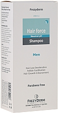 Fragrances, Perfumes, Cosmetics Hair Shampoo - Frezyderm Hair Force Shampoo Men