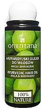 Fragrances, Perfumes, Cosmetics Ayurvedic Hair Oil - Orientana Amla & Bhringraj Ayurvedic Hair Oil