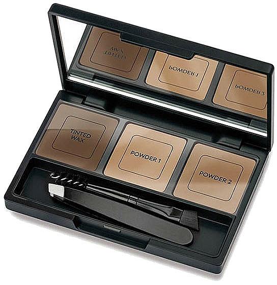 Brow Correction Kit - Golden Rose Eyebrow Styling Kit