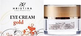 Fragrances, Perfumes, Cosmetics Eye Cream - Hristina Cosmetics Orient Gold Eye Cream