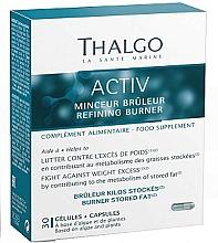 "Fragrances, Perfumes, Cosmetics Capsules ""Activ Refining Burner"", 30pcs - Thalgo Activ Refining Burner"