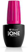Fragrances, Perfumes, Cosmetics Acid-Free Nail Primer - Silcare Primer Base One