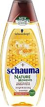 Fragrances, Perfumes, Cosmetics Roce & Honey Shampoo for Weak & Thin Hair - Schwarzkopf Schauma Nature Moments Honey Elixir Shampoo