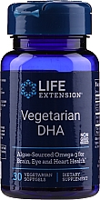 Fragrances, Perfumes, Cosmetics Omega-3 - Life Extension Vegetarian DHA