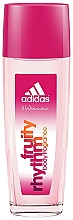 Fragrances, Perfumes, Cosmetics Adidas Fruity Rhythm - Refreshing Body Fragrance