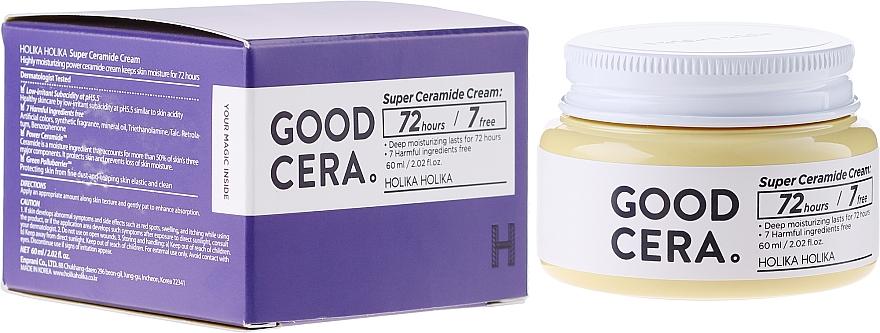 Face Cream - Holika Holika Good Cera Super Cream Sensitive