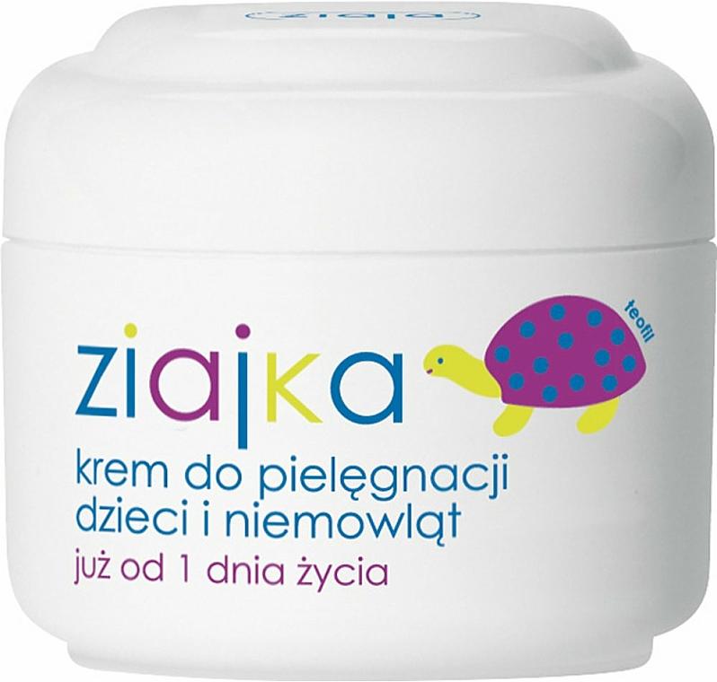 Baby and Kids Cream - Ziaja Body Cream for Kids