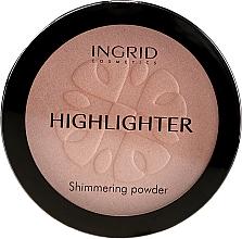 Fragrances, Perfumes, Cosmetics Shimmer Powder - Ingrid Cosmetics HD Beauty Innovation Shimmer Powder