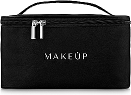 Fragrances, Perfumes, Cosmetics Travel Organizer, black - MakeUp