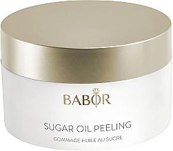 Fragrances, Perfumes, Cosmetics Argan Oil Sugar Peeling - Babor Cleansing Sugar Oil Peeling
