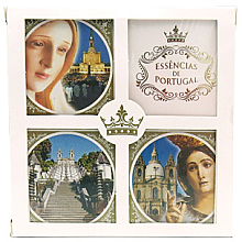 Fragrances, Perfumes, Cosmetics Set - Essencias De Portugal Religious Collection (soap4x50g)