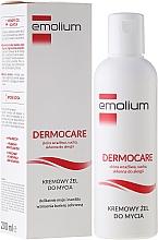 Fragrances, Perfumes, Cosmetics Shower Cream-Gel - Emolium Dermocare Shower Cream-Gel