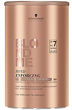 Fragrances, Perfumes, Cosmetics Bleaching Hair Clay Powder - Schwarzkopf Professional Blondme Claylightener