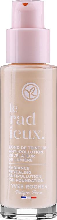"""Foundation """"Detox & Radiance"""" - Yves Rocher"""