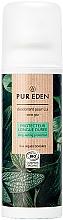 Fragrances, Perfumes, Cosmetics Men Deodorant - Pur Eden Protection Deodorant